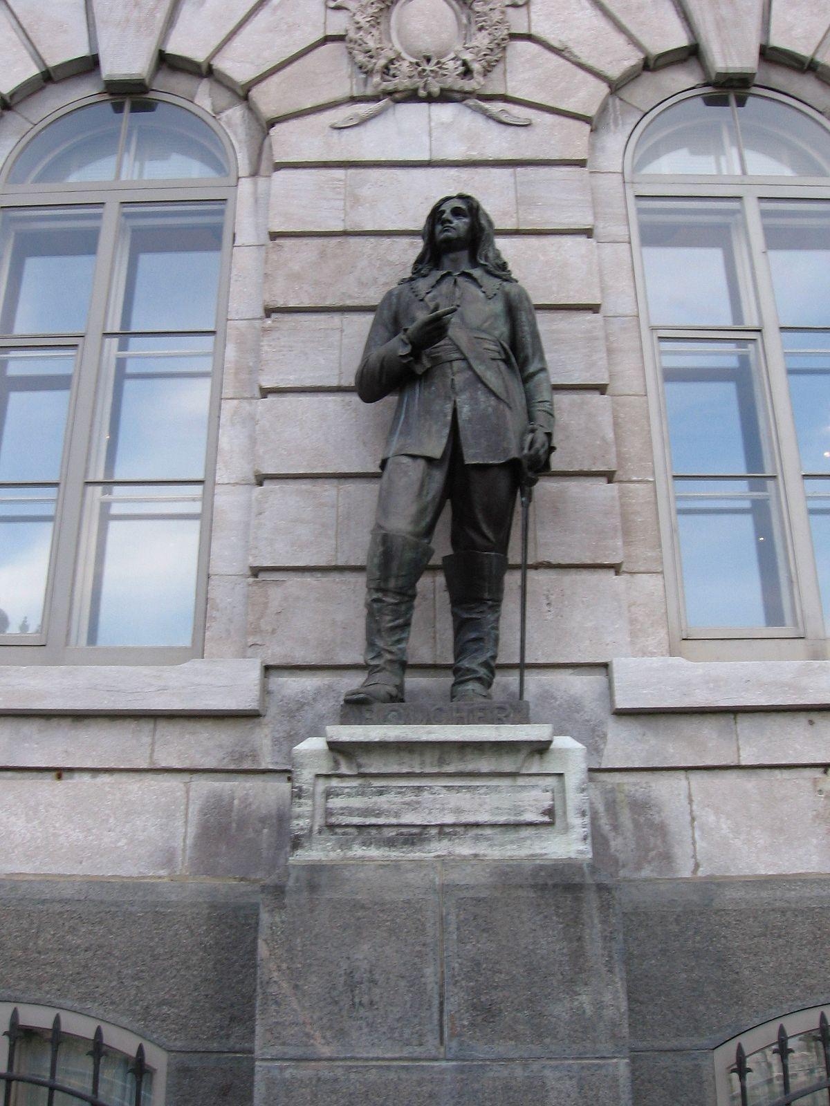 Pierre Boucher  Explorateur   U2014 Wikip U00e9dia