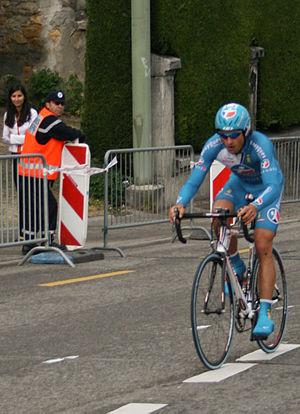 Pierre Drancourt - Drancourt at the 2007 Tour de Romandie