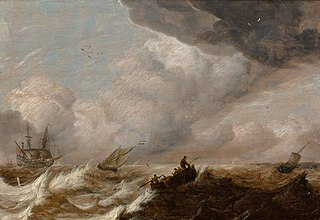 Ships in a Squall