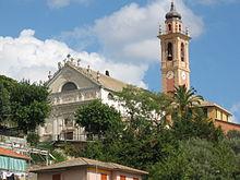 Veduta della Chiesa parrocchiale