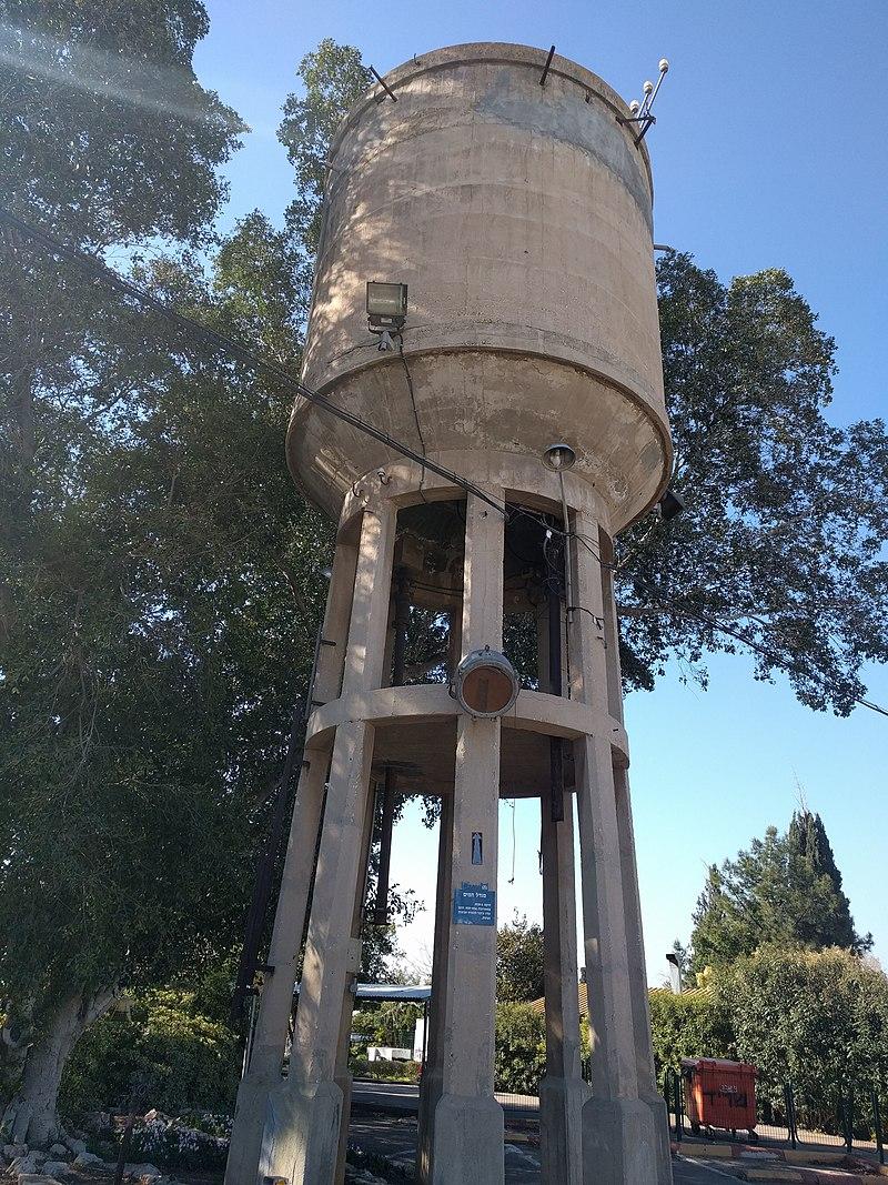 מגדל המים בשריד
