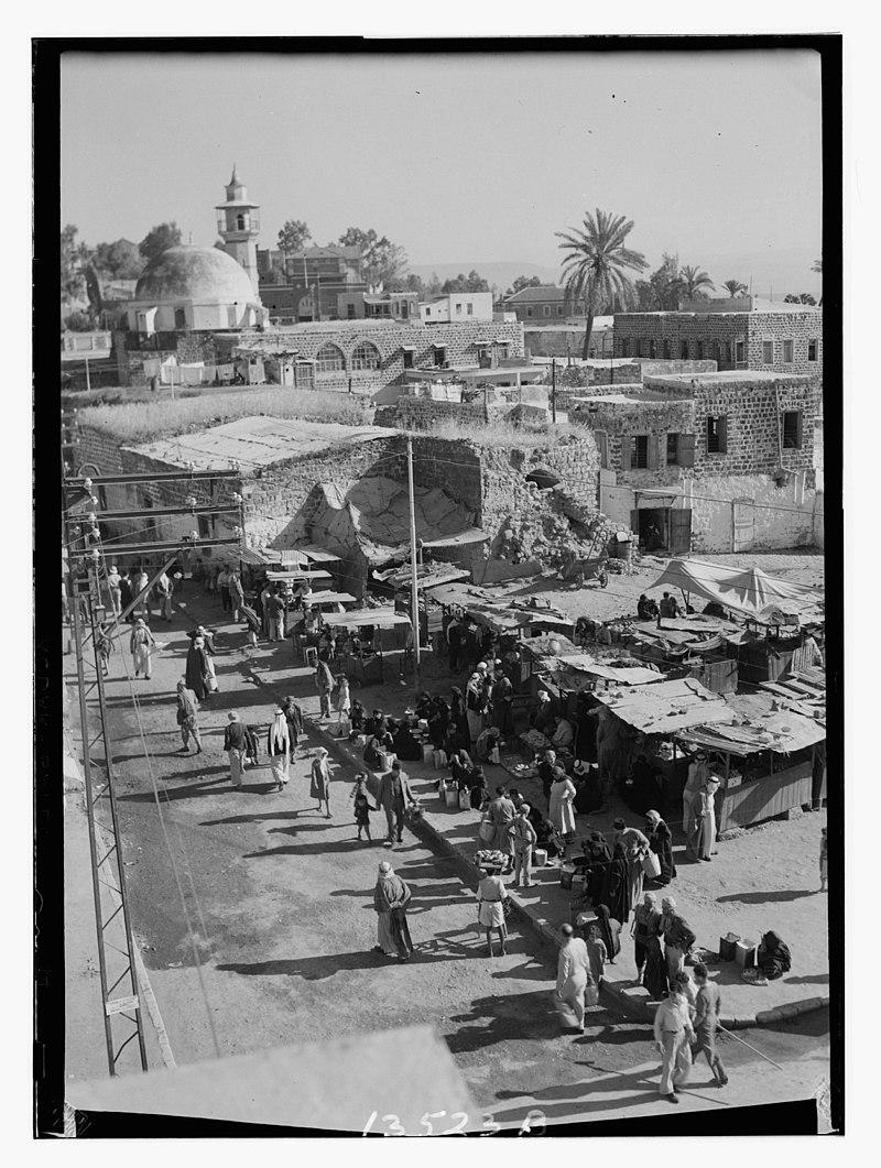 טבריה השוק