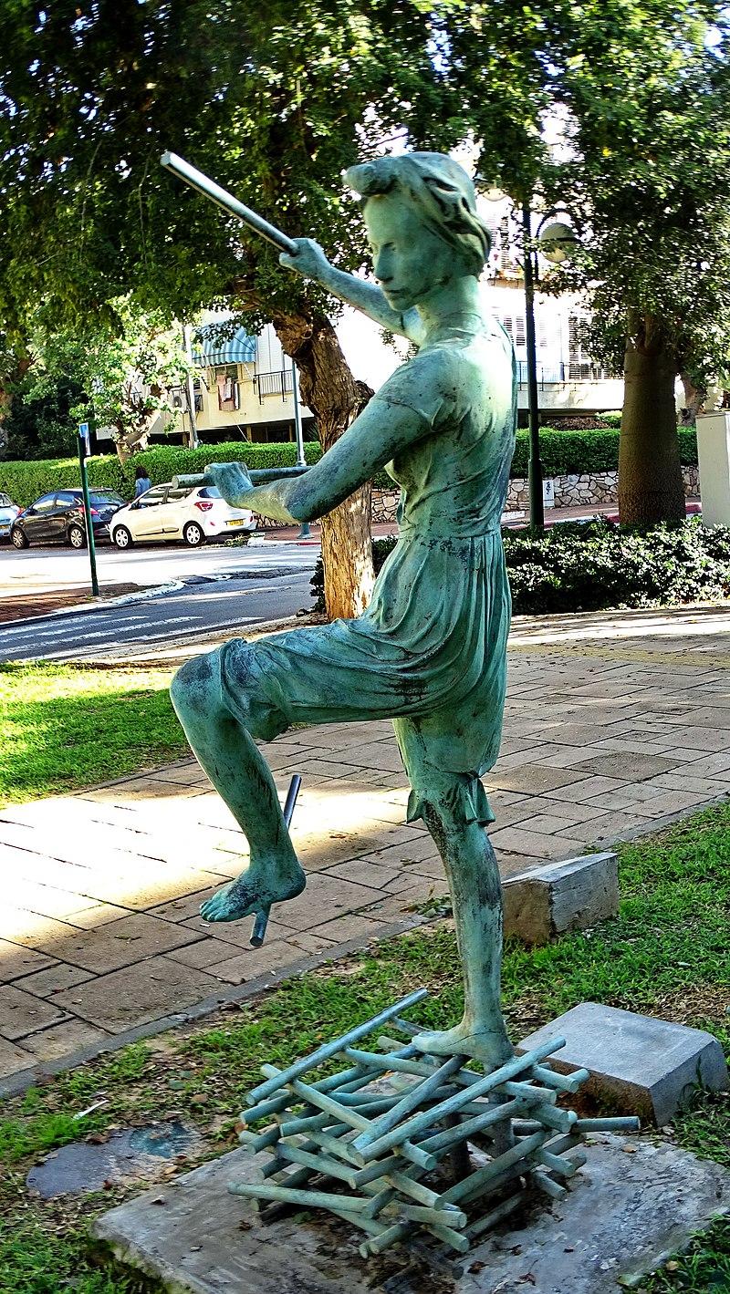 פסל חוצות ברמת השרון