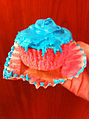 Pink cupcake with blue icing.jpg