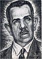 Pintura en puntillismo de Lázaro Cárdenas.jpg