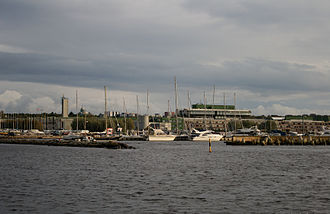 2013 Finn Gold Cup - Pirita harbour