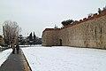 Pisa, 2018, neve lungo le mura 2.jpg