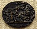 Placchetta dall'antico, trionfo di bacco e arianna, 1450-1500 ca..JPG