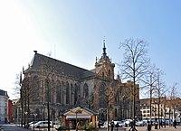 Place de la Cathédrale, Colmar.jpg