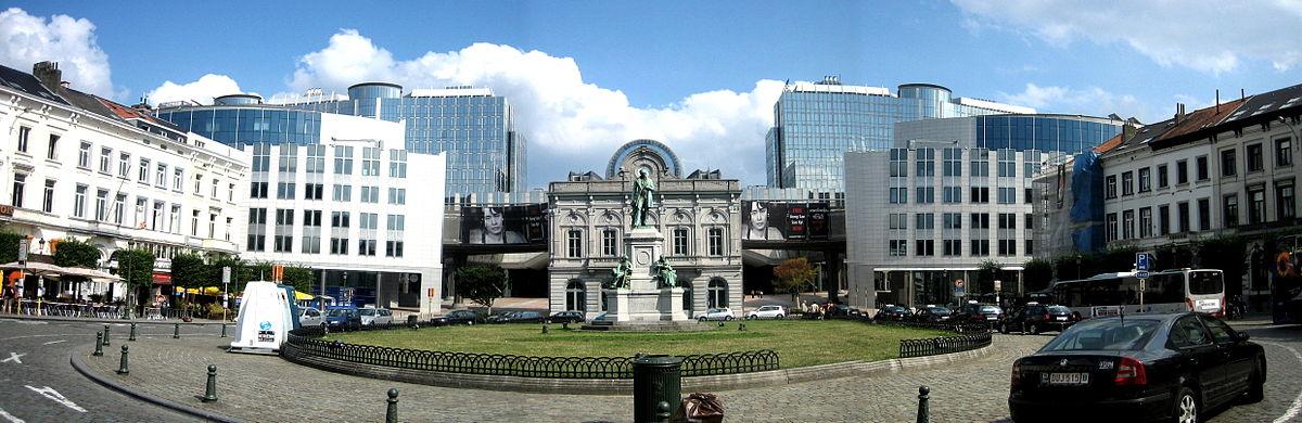 Hotels In Brussel Gunstig Buchen