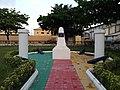 Place du monument aux morts de la commune de cotonou (Bénin)1.jpg