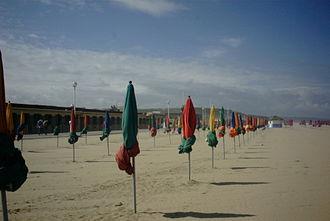 Deauville - Beach in Deauville