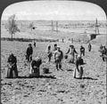 Planting time on a farm near Jönköping, Sweden, circa 1905, cropped.jpg