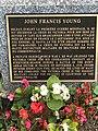 Plaque John Francis Young.jpg