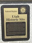 Plaque for the Historic Utah County Courthouse, Jul 15.jpg