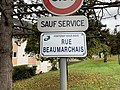 Plaque rue Beaumarchais Fontenay Bois 1.jpg