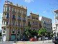 Plaza Comandante Benítez, Manzana de la Concordia Melilla.jpg