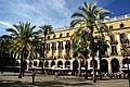 Plaza Rejal - Barcelona - panoramio.jpg