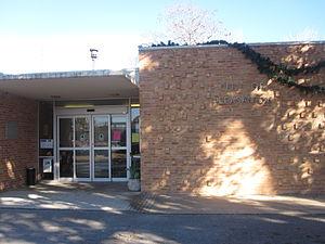 Pleasanton, Texas - Image: Pleasanton, TX, City Hall IMG 2620