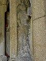 Plouha (22) Chapelle de Kermaria-an-Isquit Porche sud Intérieur 06.JPG