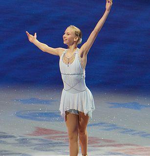 Polina Edmunds American figure skater