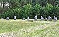 Pomnik Ofiar Obozu Zagłady w Treblince kamienie z nazwami państw.jpg
