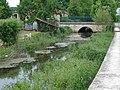 Pont sur la Sarce à Avirey-Lingey (Aube, Fr).JPG