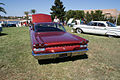 Pontiac Bonneville 1960 Sport Coupe LRear Lake Mirror Cassic 16Oct2010 (14690571568).jpg
