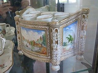 Clignancourt porcelain