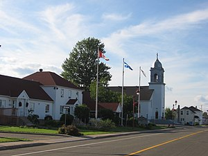 Port-Cartier - Image: Port Cartier