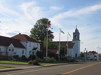 Port-Cartier - Image: Port Cartier