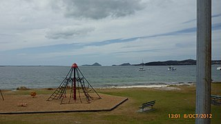 Salamander Bay, New South Wales Suburb of Port Stephens Council, New South Wales, Australia