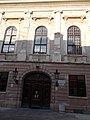 Portal, Former County Hall, Komárno.jpg