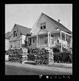 Portland Oregon woodpiles on street in August 1939 image 2.jpg