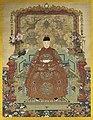Portrait assis de l'empereur Tianqi.jpg