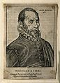 Portrait of Ambroise Pare (1510 - 1590), French surgeon Wellcome V0004467.jpg