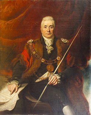 John Claudius Beresford - Image: Portrait of John Claudius Beresford, Lord Mayor of Dublin
