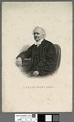 Y Parch. Henry Rees