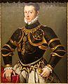 Portrait of a Man in Armor, by Gervasio Gatti, Cremona, 1590s, oil on canvas - Blanton Museum of Art - Austin, Texas - DSC07743.jpg