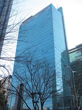 POSCO - POSCO Tower, Seoul