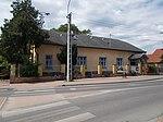 Post office in Gyömrő, Pest County, Hungary.jpg