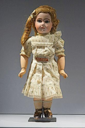 Jumeau - Jumeau doll