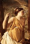 Poussin, Nicolas - The Inspiration of the Poet (detail women left) - c. 1630.jpg