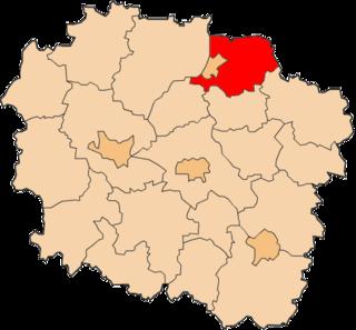 Grudziądz County County in Kuyavian-Pomeranian, Poland