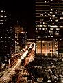 Poydras Street at Night New Orleans.jpg