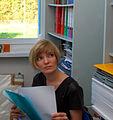 Pracownicy WMPL 2014 4-Marta Malina (cropped).jpg
