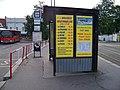 Praha, Na Knížecí, stání 5, jízdní řád a ceník Stenbus.jpg