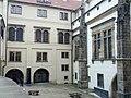 Praha, Pražský hrad, Starý královský palác - panoramio.jpg