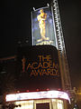 Preparing for the 84th Annual Academy Awards - sign at Hollywood & Highland (6933626311).jpg