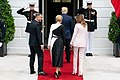 President Trump and the First Lady Visit with the President of Poland and Mrs. Duda (48055524647).jpg